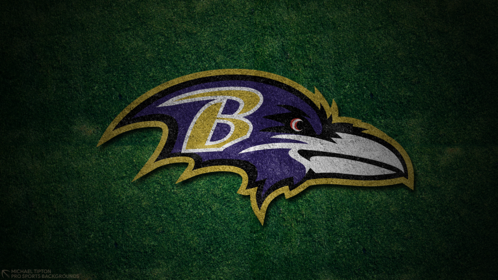 2019 NFL Baltimore Ravens no schedule grass desktop