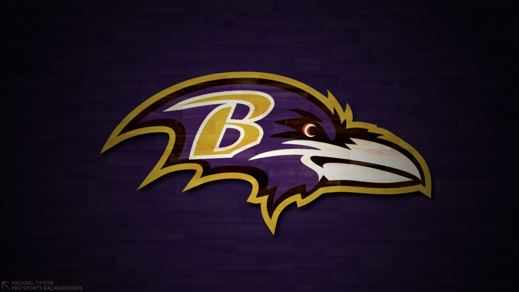 2019 NFL Baltimore Ravens no schedule hardwood desktop