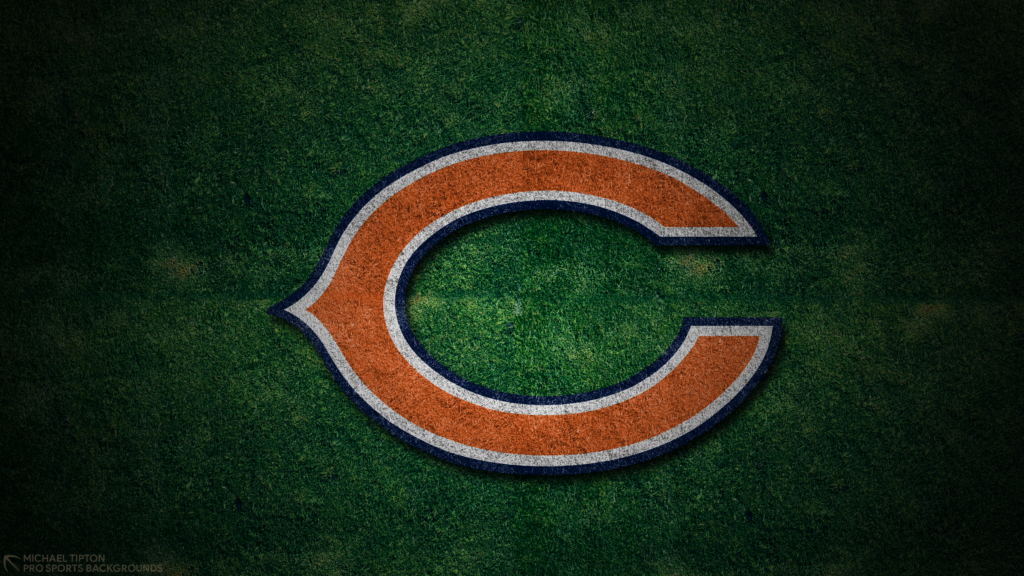 2019 NFL Chicago Bears no schedule grass desktop