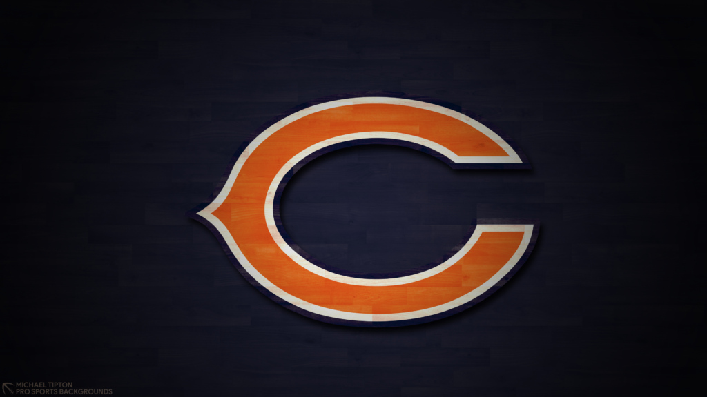 2019 NFL Chicago Bears no schedule hardwood desktop