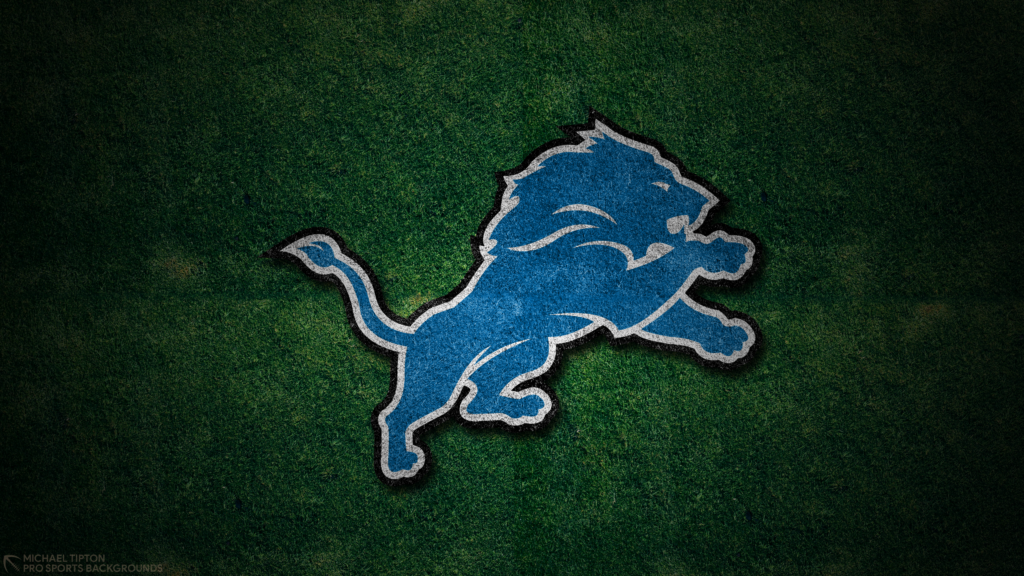2019 NFL Detroit Lions no schedule grass desktop