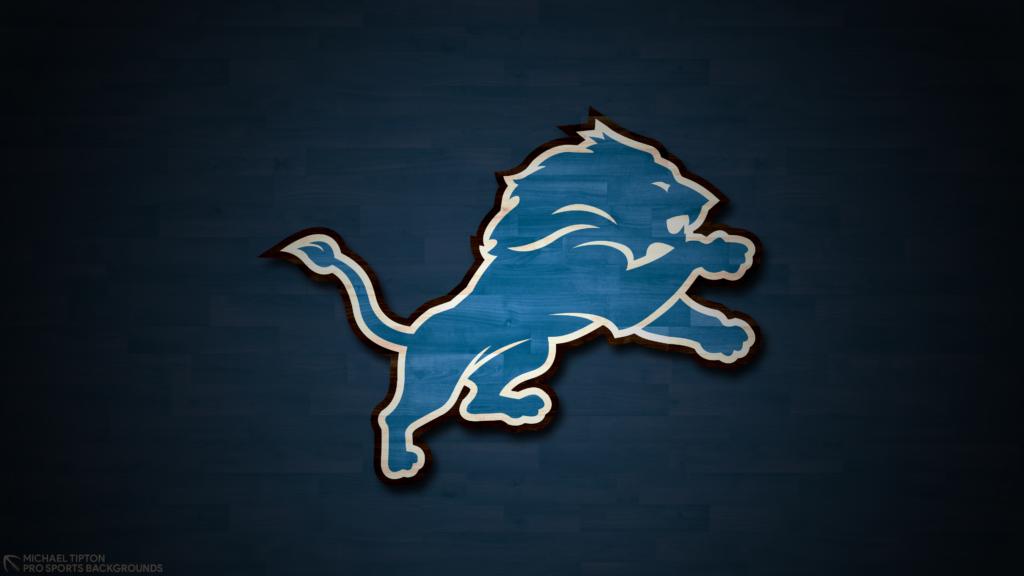 2019 NFL Detroit Lions no schedule hardwood desktop