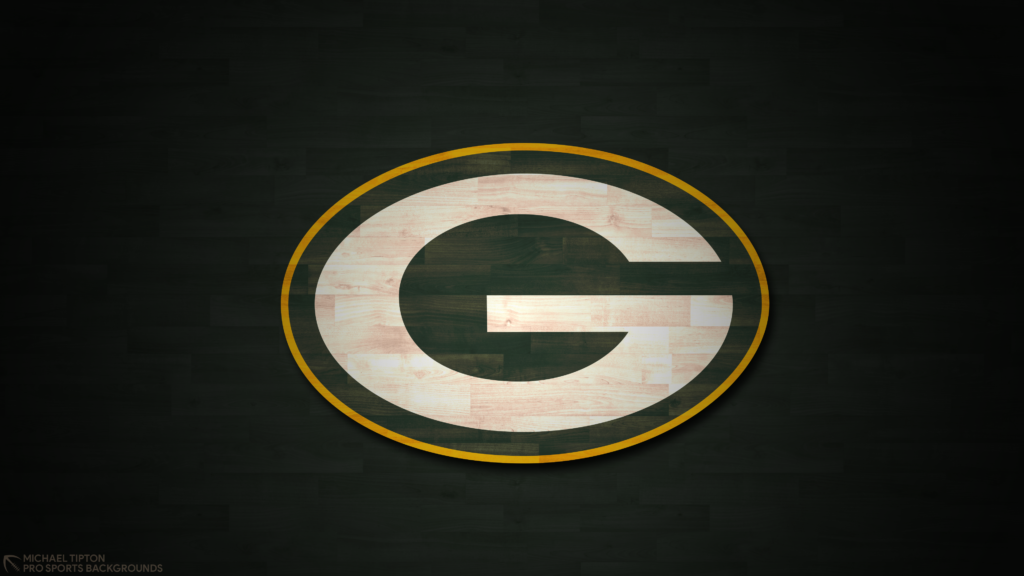 2019 NFL Green Bay Packers no schedule hardwood desktop