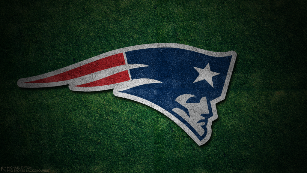 2019 NFL New England Patriots no schedule grass desktop