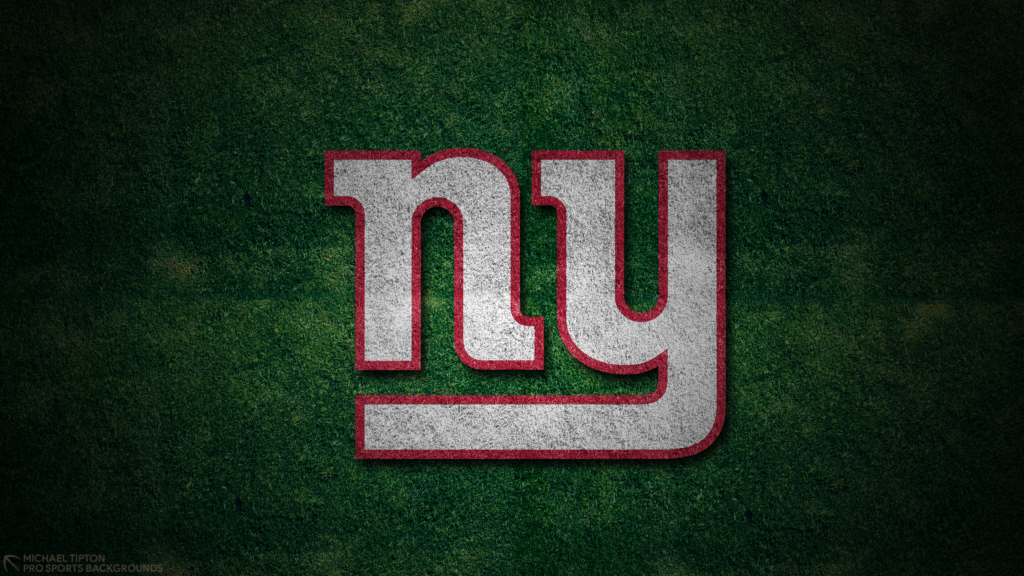 2019 NFL New York Giants no schedule grass desktop