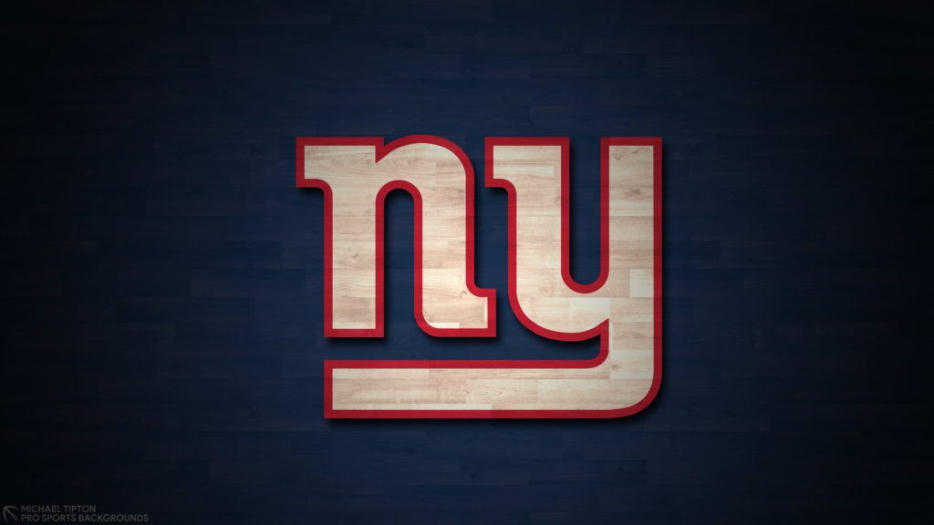 2019 NFL New York Giants no schedule hardwood desktop