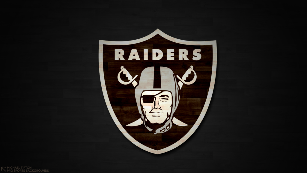 2019 NFL Oakland Raiders no schedule hardwood desktop
