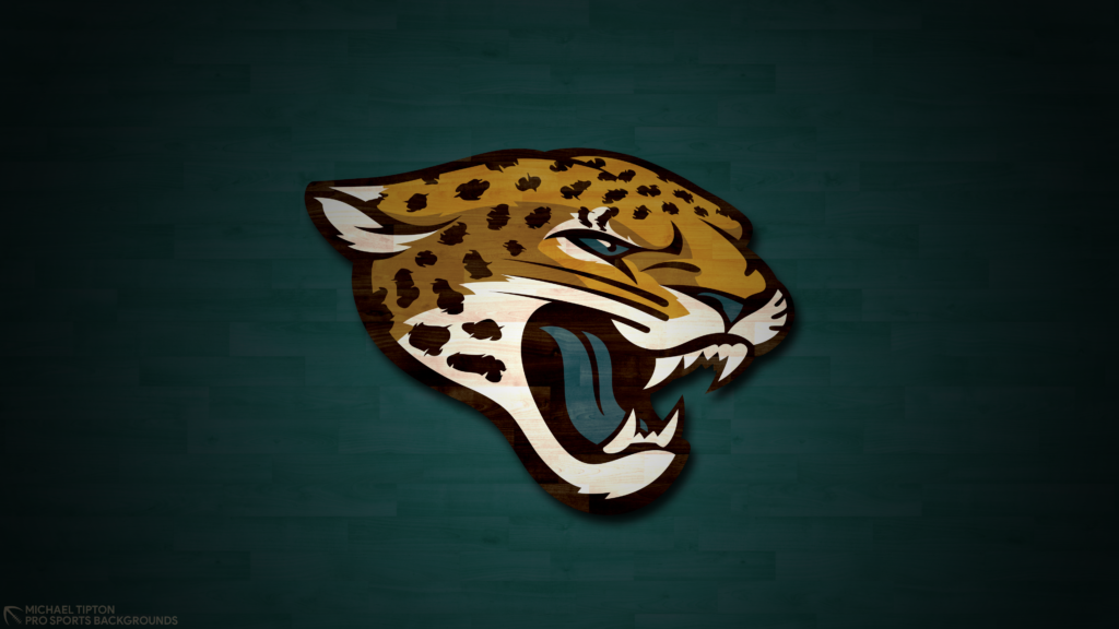 Jacksonville Jaguars 2021 4k Hardwood Desktop Logo Wallpaper for PC that's printable 3840 x 2160 pixels